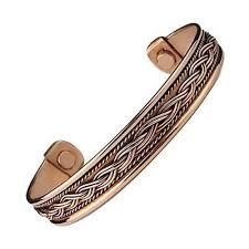 magnetic bracelet with copper images Copper magnetic bracelet manufacturer from sambhal jpg