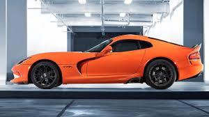 Dodge Viper Orange - remaining dodge viper production reserved by single dealer