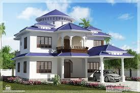 beautiful decorated homes dream houses beautiful dream home design in 2800 sqfeet impressive