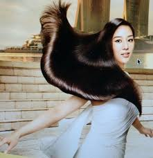 length hair neededfor samuraihair the standard of heian beauty incredibly long hair japan info