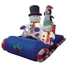 Extra Large Inflatable Christmas Decorations by Amazon Com Christmas Decoration Lawn Yard Inflatable Kaleidoscope