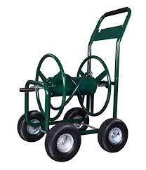 Hose Reel Solution For Yard And Garden Outdoor Faucet Extension Amazon Com Comie Garden Water Hose Reel Cart 300 Ft Outdoor