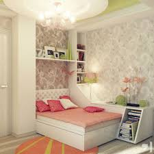 Bedroom Wallpaper Designs by Fascinating Bedroom Ideas For Young Women Peach Gray Green Scheme