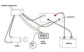 remote control winch wiring diagram wiring wiring diagram