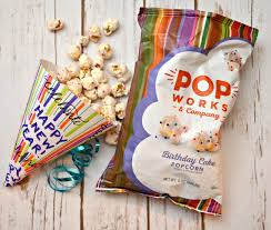 popcorn favors popcorn party favors latta creations