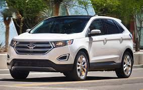 nissan murano vs ford escape 2015 ford edge gas mileage the car connection