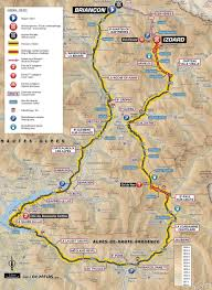 Tour De France Route Map by L U0027etape Du Tour Route U2013 Sterling Adventures