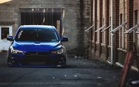 mitsubishi evo iphone wallpaper blue mitsubishi lancer evolution x wallpapers blue mitsubishi
