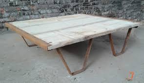 Garden Coffee Table Http Www Barak7 180 Euros Maison Nous Pinterest Wood