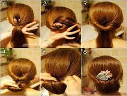 easy and quick hairstyles for school dailymotion awesome braided bun hairstyles step by step dailymotion life style