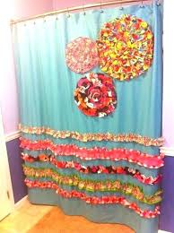 Bright Colored Curtains Multi Colored Curtains Best Tailor Curtains Images On Room