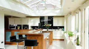 Ideas For Kitchen Extensions Orangery Kitchen Extension In Staffordshire David Salisbury