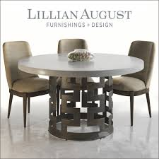 Lillian August Dining Tables 3d Models Table Chair Lillian August Belgrave Dining Table