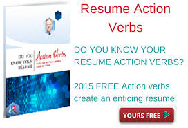 Action Verbs For Resumes Resume by Action Verbs Ebook Download Resumes And Job Coaching For Executives