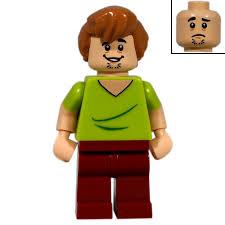 shaggy scooby doo 75902 lego minifigure minifigure store