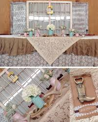 a rustic country wedding with a dash of gold u0026 an ikea hack