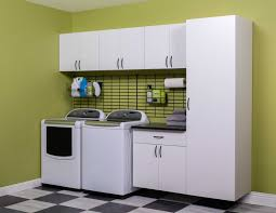 Discount Laundry Room Cabinets by Closet Organizers U0026 Storage Burlington Space Age Shelving