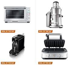 how to deal with a small kitchen deal of the day save on breville small kitchen