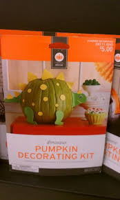 There s a kit for that — store bought options do the pumpkin