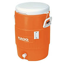 5 Gallon Water Bottle With Faucet Amazon Com Igloo 5 Gallon Seat Top Beverage Jug With Spigot