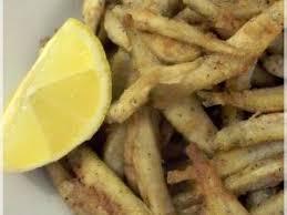 cuisiner poisson surgelé la friture d éperlants par douda