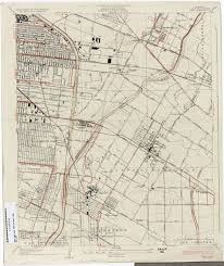 Los Angeles Map Pdf California Topographic Maps Perry Castañeda Map Collection Ut