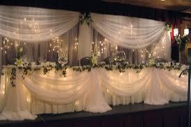 wedding table decor pictures diy head table decor gpfarmasi 8097aa0a02e6