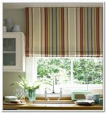 curtain ideas for kitchen windows simple kitchen window treatment ideas baytownkitchen