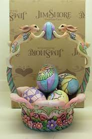 jim shore easter baskets jim shore 12th annual easter basket jim o rourke products and