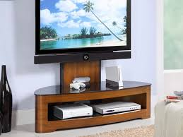 Corner Tv Cabinet For Flat Screens Modern Corner Tv Stand Furnitech Ft60cccfb 60