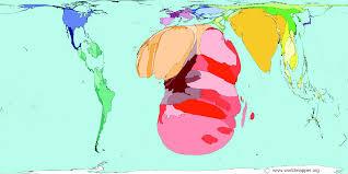 Map Of Nigeria Africa Brett Keller Blog Archive African Population Density
