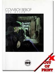 Or Books A New Type Cowboy Bebop Newtype Collection The After Book Anime Books
