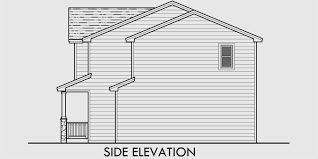House Plans Small Lot Narrow Lot House Plans Small Lot House Plans 10094