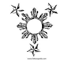 tribal tattoo fonts for men 3