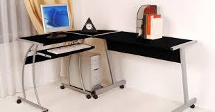 Stylish Computer Desk Desk Modern Laptop Desk Forgiving Modern L Shaped Desk