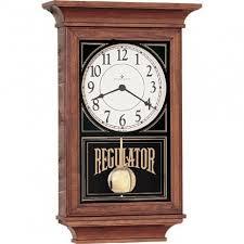 wall clocks ashmore regulator wall clock bradford clocks 270071
