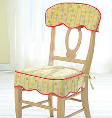 kitchen chair covers sewing pattern mccall s m4405 dining room kitchen chair covers