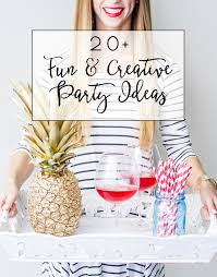 fun party ideas for hosting your friends happily howards