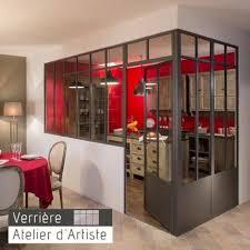 cuisine a monter soi meme atelier d artiste lance les 1ères verrières d intérieur standard à