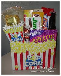 popcorn baskets best 25 popcorn gift baskets ideas on basket