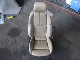 bmw m3 seats front right m sport seat heated memory beige leather oem bmw m3