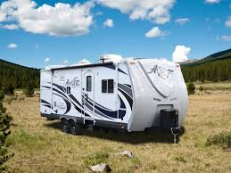 northwood arctic fox travel trailers in spokane wa near coeur d
