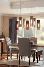 Contemporary Dining Room Lighting Tech Lighting 700tdbcnpbs Beacon Pendant W Brown Shade
