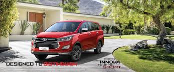 toyota official site toyota india official toyota innova touring sport site