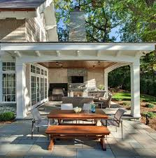 House Patio Design by 44 Traditional Outdoor Patio Designs To Capture Your Imagination