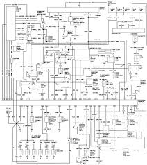 Radio Wiring Diagram 1999 Ford Mustang Bronco Ii Wiring Diagrams Bronco Ii Corral