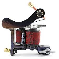 compass tattoo machine good hope shader 10 wraps steel frame