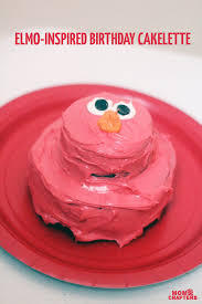 elmo birthday cakes elmo birthday cake cakelettes and crafters