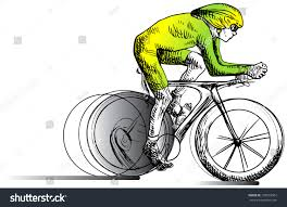 cyclist drawings images reverse search