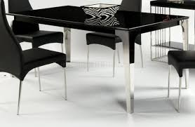 marble top modern dining table w optional side chairs